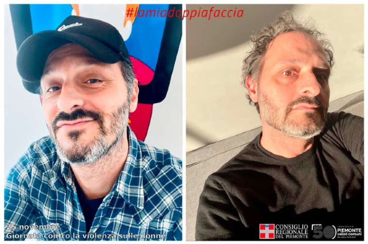 #Lamiadoppiafaccia