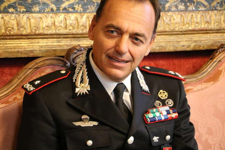 Cambio al vertice dei Carabinieri